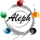 Studio Olistico Aleph Logo